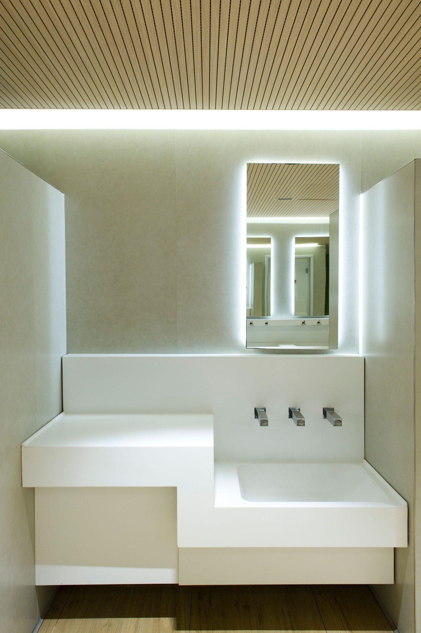 Concept servizi igienici studio muzi e associati for Bagni designer